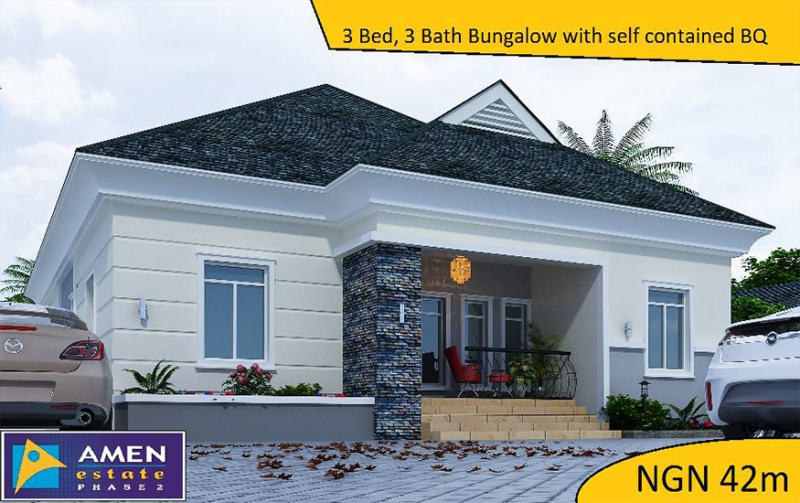 Invest In Amen Estate Phase 2 Nigeria S No 1 Real Estate Website Portal