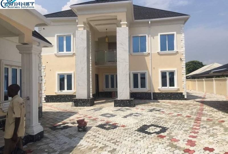 Tastefully Designed Interior Exterior Marble Finished 7 Bedroom Luxury Mansion With Sizeable Master BQ And Large Security House Others