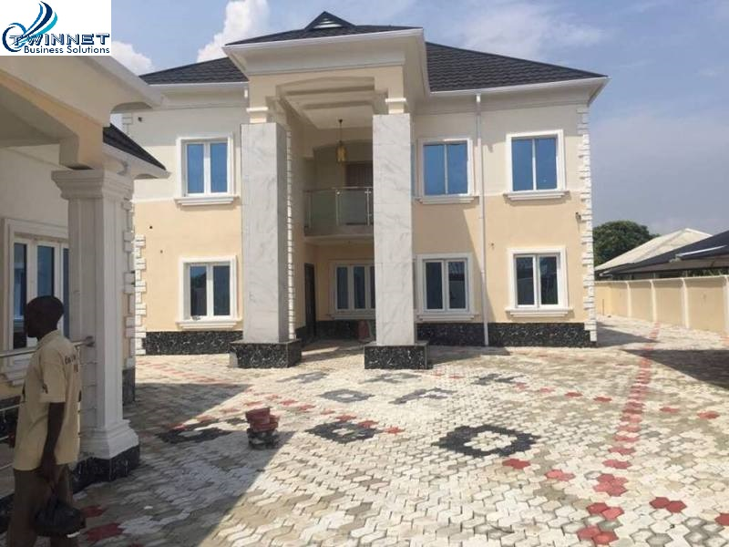 Distress Sale Of 7 Bedroom Luxury Mansion Ikorodu Lagos