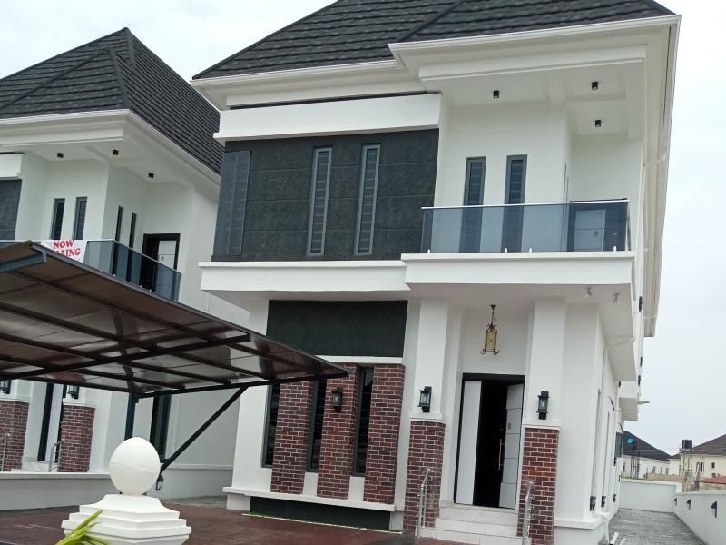 5 Bedroom Detached Duplex Nigeria S No 1 Real Estate